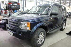 Вартість сервісу Land Rover у Львові