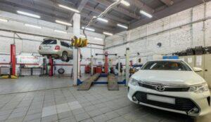 Вартість сервісу Toyota Львів