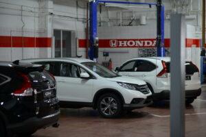 Сервіс Honda у Львові