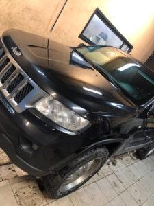 Сервіс Jeep у Львові