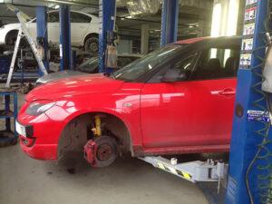 Сервіс Mazda у Львові