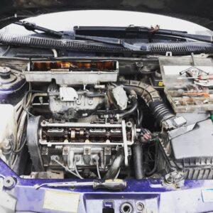 Регулювання клапанів двигуна