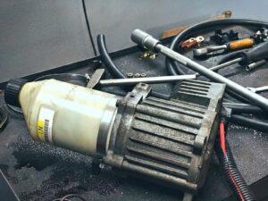 Ремонт гідропідсилювача авто