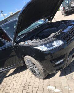 Range Rover сервіс