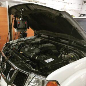 Діагностика двигуна авто