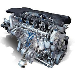 Ремонт двигунів
