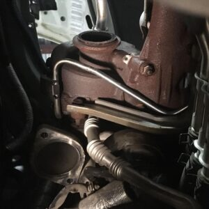 Видалення фільтр сажі авто