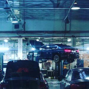 Audi сервис авто