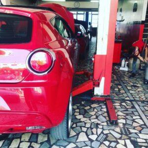 Alfa Romeo сервіс автомобіля