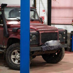 Land Rover сервіс авто