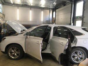 Lexus сервіс авто