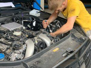 Mercedes-Benz сервіс авто у Львові