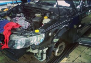 Saab сервіс авто