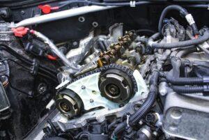 Заміна ланцюга ГРМ автомобіля