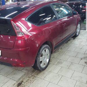 Сервіс Сітроен автомобіля
