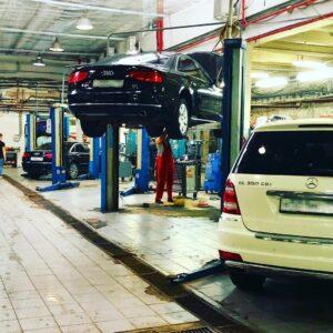 Audi сервис
