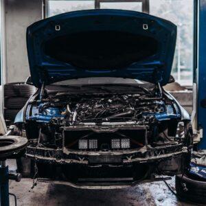 BMW сервис автомобіля