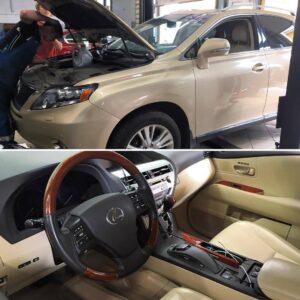 Lexus сервіс автомобіля