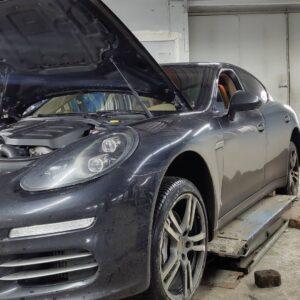 Porsche сервіс авто