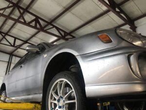 Subaru сервіс авто