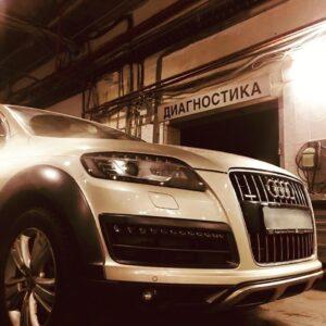 Audi сервис автомобіля