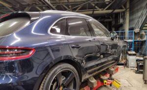 Porsche сервіс Львів